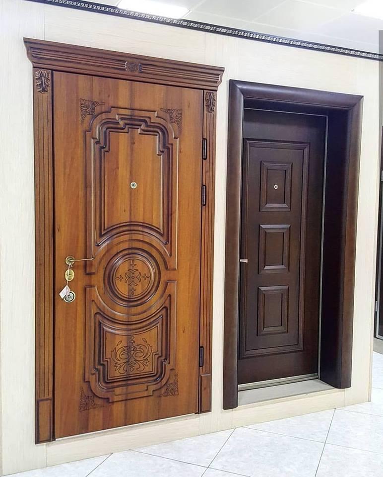 Вхідні двері. Думки в голос