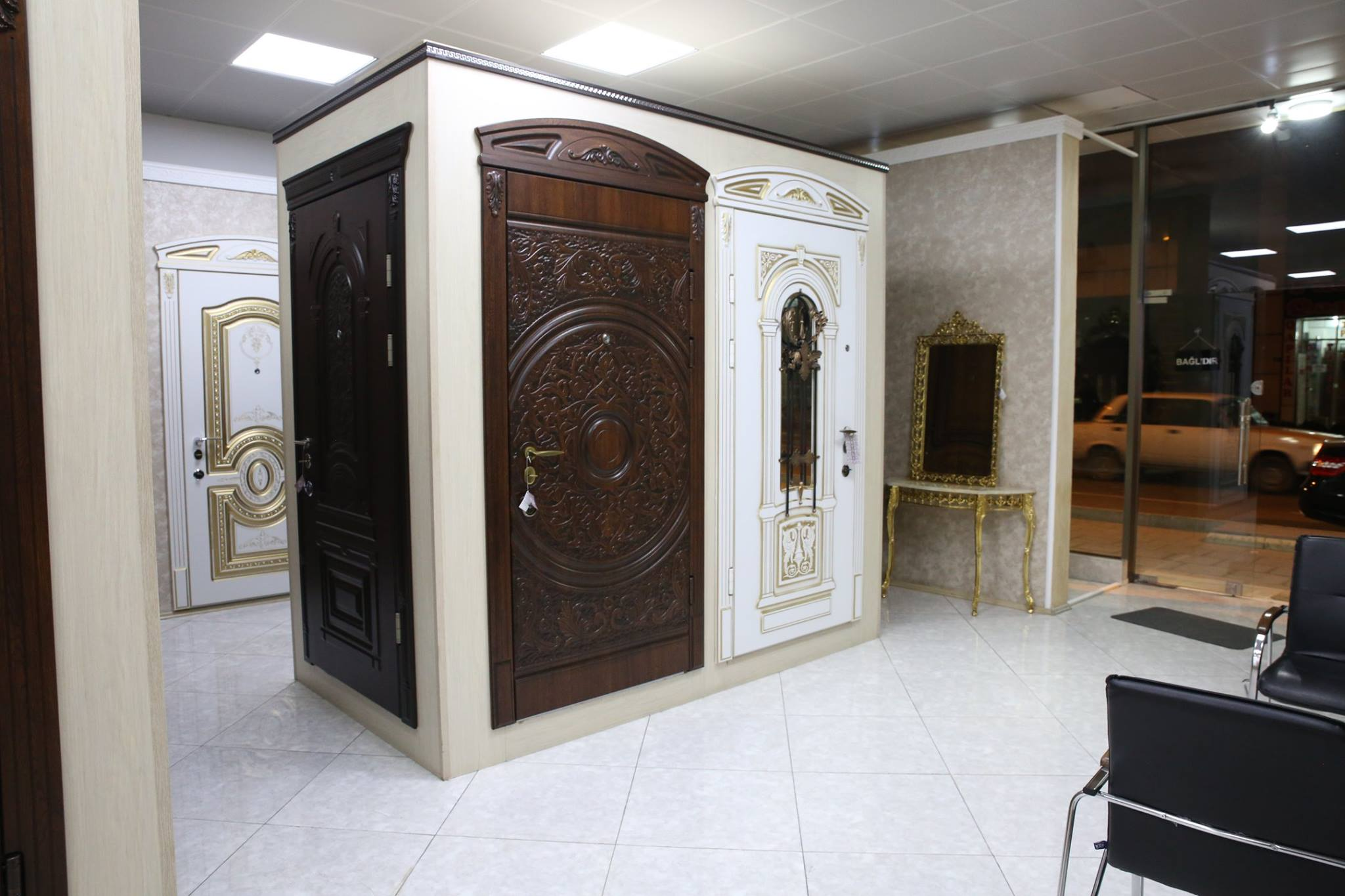 How to choose armored entrance doors